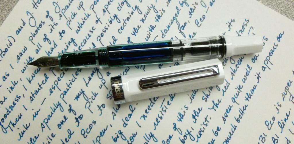 New Pen Day  P1070610