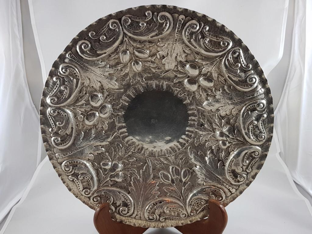 Unknown Silver Hallmark, 19th Century? Fruit_10