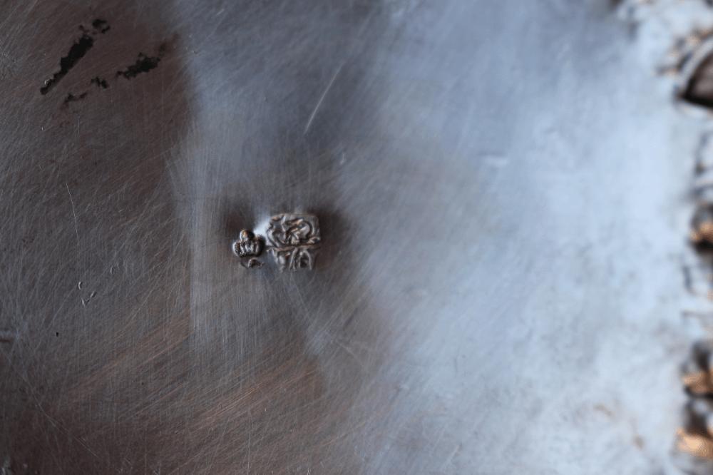 Unknown Silver Hallmark, 19th Century? P210