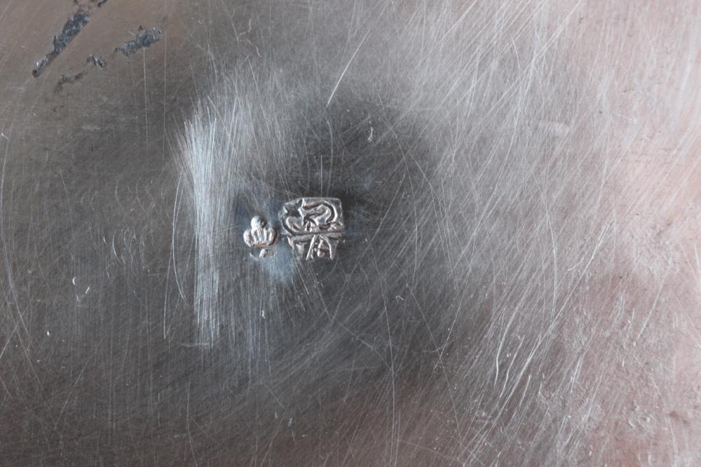 Unknown Silver Hallmark, 19th Century? P310