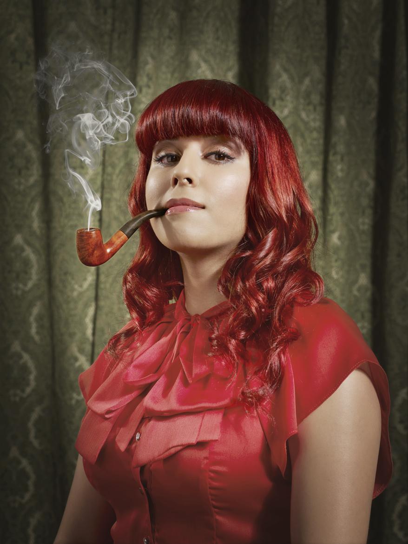 14 décembre 19, a la Sainte Odile, je ne fume pas forcément que des Dunhill... Pipe_u10