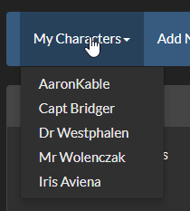 How to add Tokens to Member Stats 4_menu10