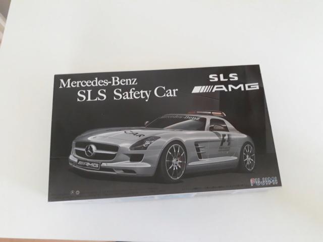 Mercedes  SLS Safety Car + Fotograbados. 20180121