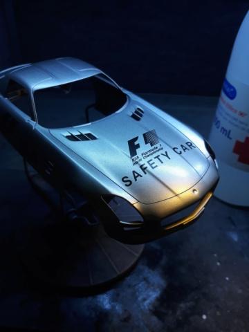 Mercedes  SLS Safety Car + Fotograbados. 20180920