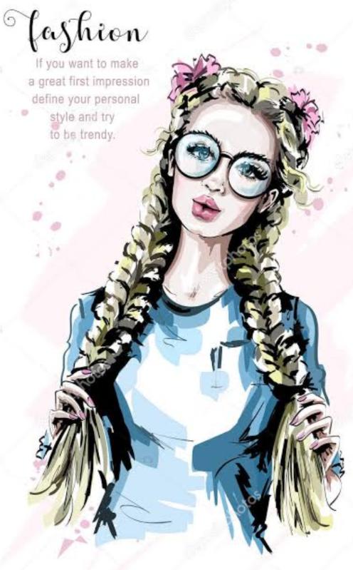 Ilustraciones femeninas  - Página 9 Scre1160