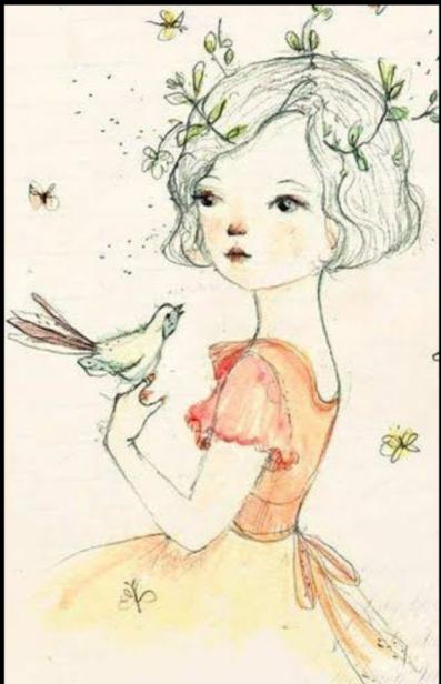 Ilustraciones femeninas  - Página 9 Scre1304