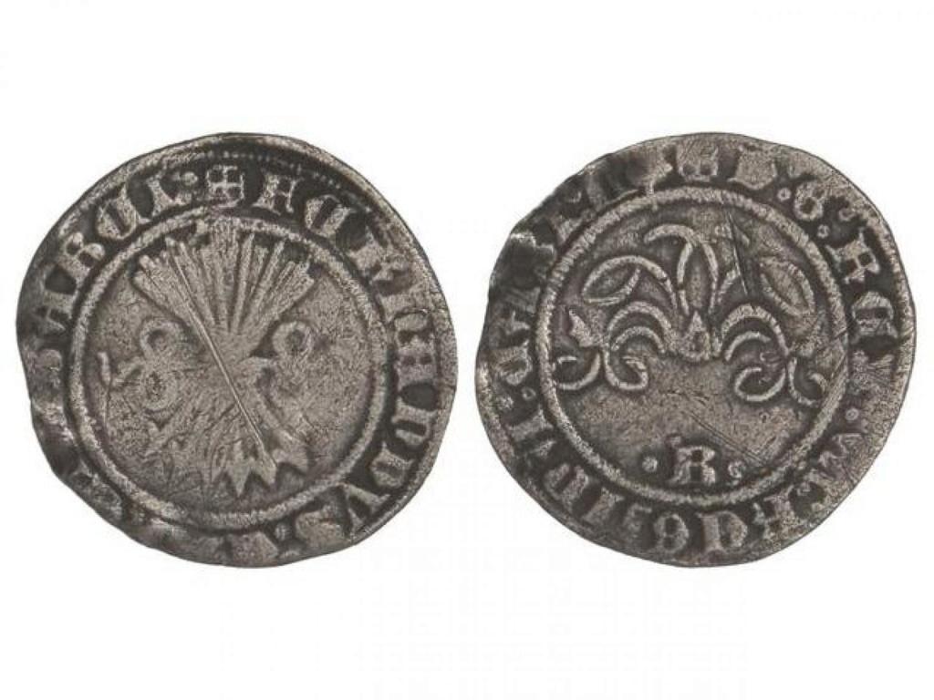 1/2 Real - Reyes Católicos - Burgos - 1520-1525 41630611