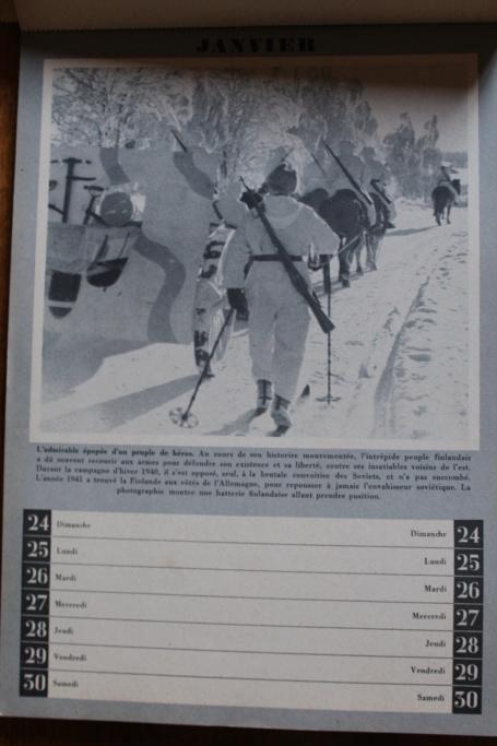 """Calendrier pour 1943 """"L'Ordre Nouveau est en Marche"""" Img_7920"""