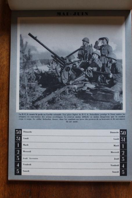 """Calendrier pour 1943 """"L'Ordre Nouveau est en Marche"""" Img_7937"""