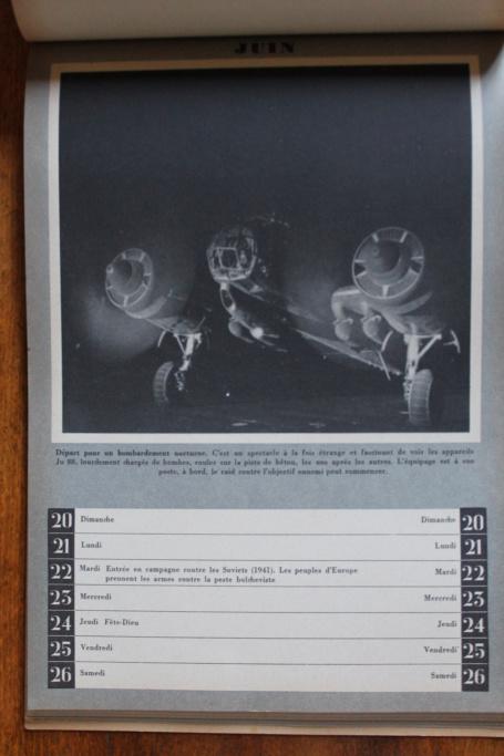 """Calendrier pour 1943 """"L'Ordre Nouveau est en Marche"""" Img_7939"""
