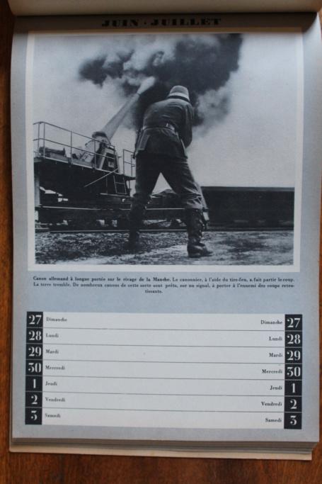 """Calendrier pour 1943 """"L'Ordre Nouveau est en Marche"""" Img_7940"""