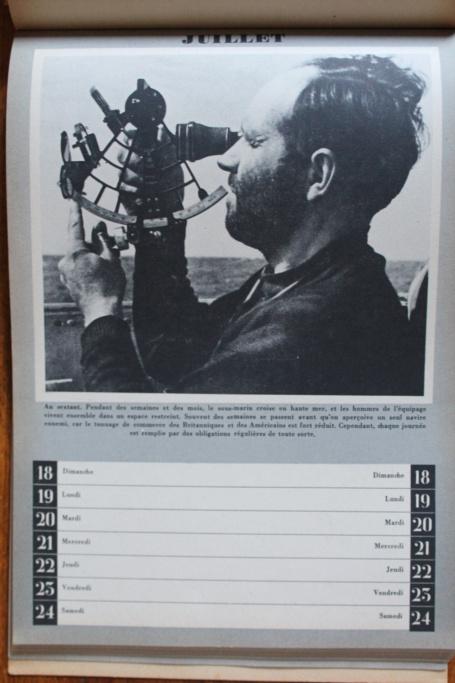 """Calendrier pour 1943 """"L'Ordre Nouveau est en Marche"""" Img_7943"""