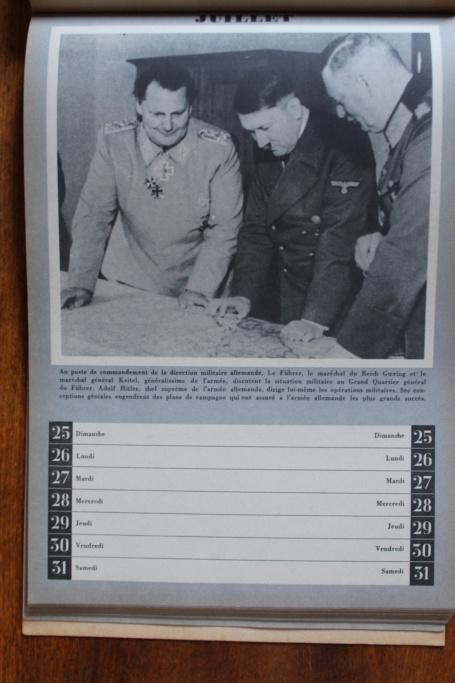 """Calendrier pour 1943 """"L'Ordre Nouveau est en Marche"""" Img_7944"""