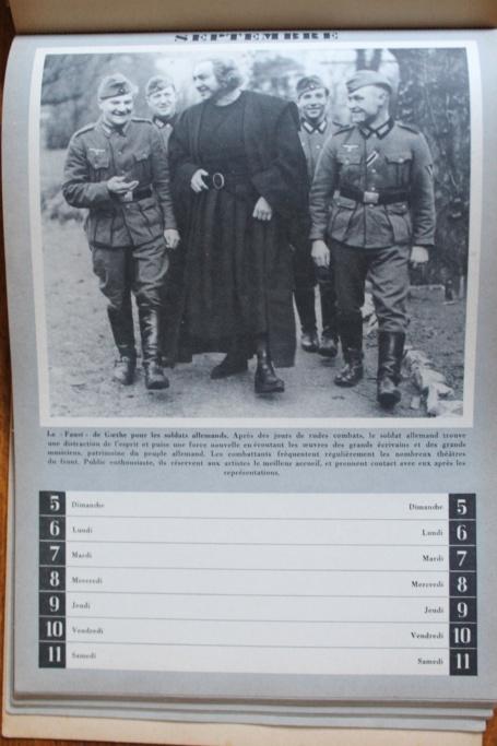 """Calendrier pour 1943 """"L'Ordre Nouveau est en Marche"""" Img_7951"""