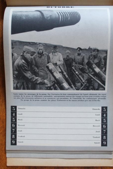 """Calendrier pour 1943 """"L'Ordre Nouveau est en Marche"""" Img_7953"""
