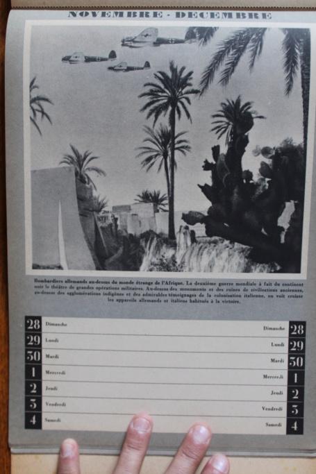 """Calendrier pour 1943 """"L'Ordre Nouveau est en Marche"""" Img_7956"""