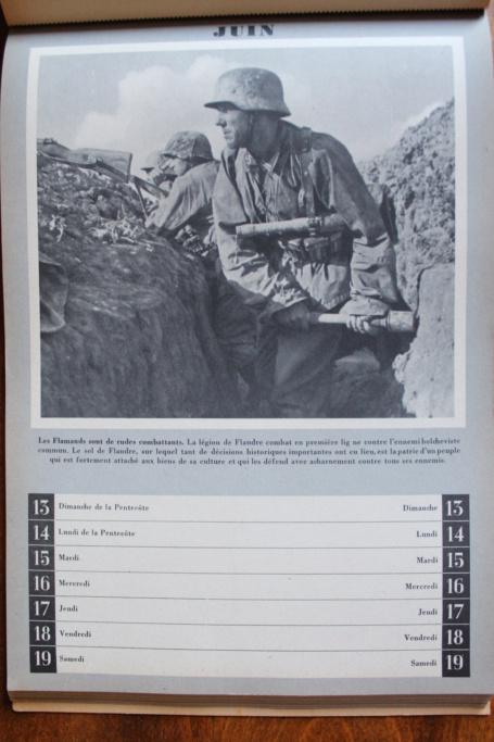 """Calendrier pour 1943 """"L'Ordre Nouveau est en Marche"""" Img_8012"""