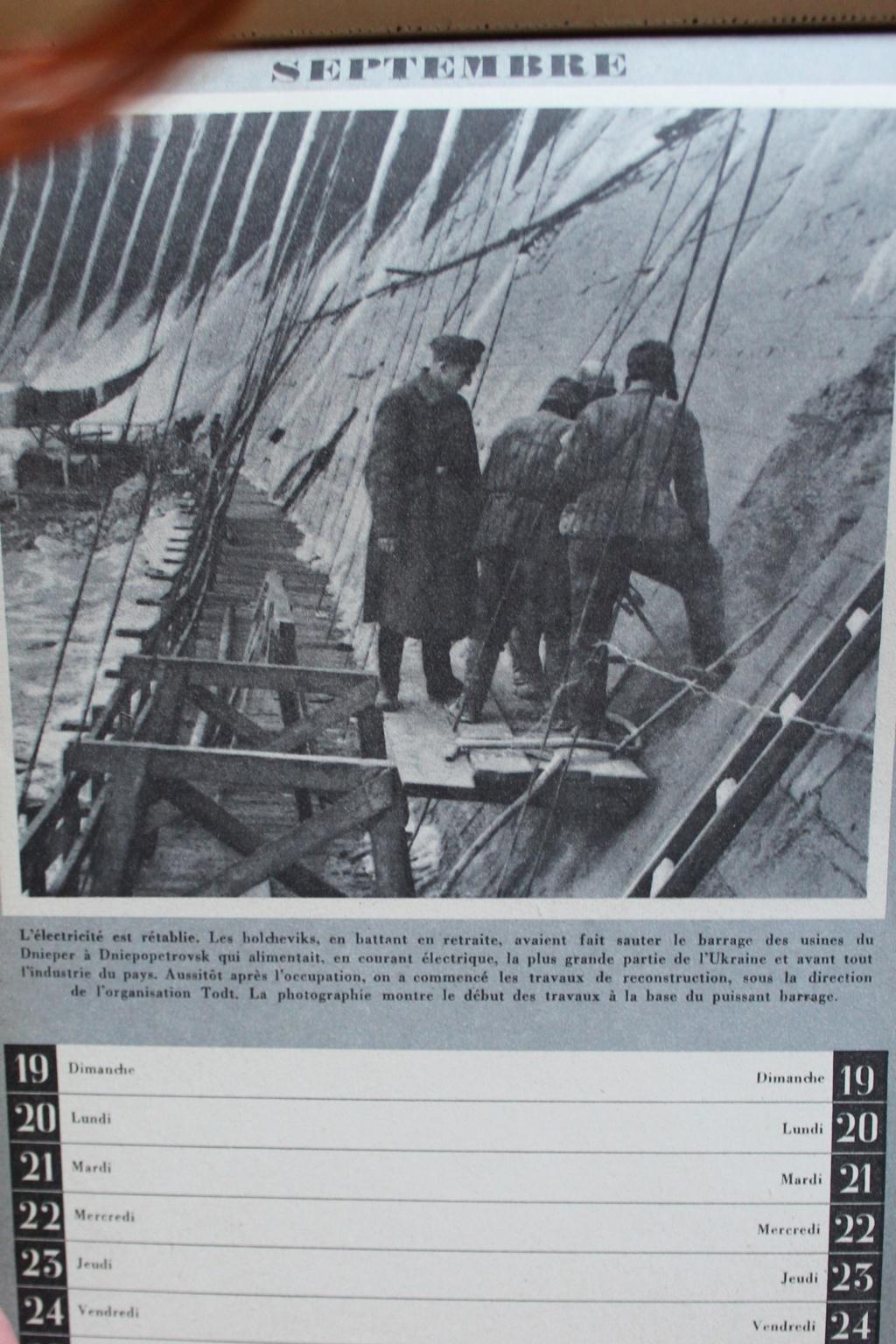 """Calendrier pour 1943 """"L'Ordre Nouveau est en Marche"""" Img_8015"""
