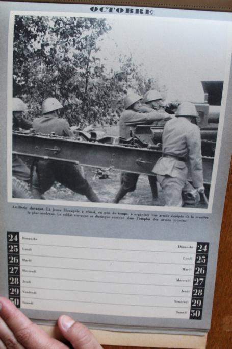 """Calendrier pour 1943 """"L'Ordre Nouveau est en Marche"""" Img_8025"""