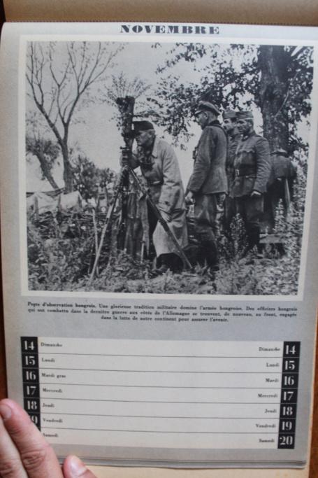"""Calendrier pour 1943 """"L'Ordre Nouveau est en Marche"""" Img_8028"""