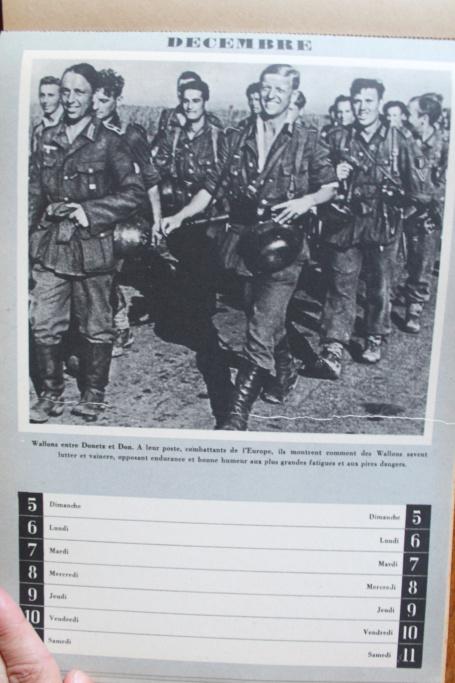 """Calendrier pour 1943 """"L'Ordre Nouveau est en Marche"""" Img_8030"""