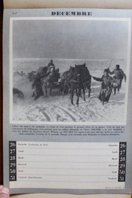 """Calendrier pour 1943 """"L'Ordre Nouveau est en Marche"""" Img_8033"""