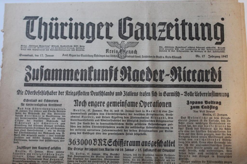 Journal Allemand Janvier 1942 Img_8127