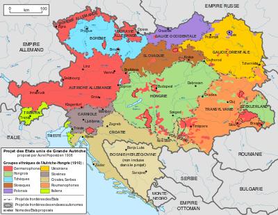 Et si l'Empire Austro-Hongrois s'était réformé ? Etats_10
