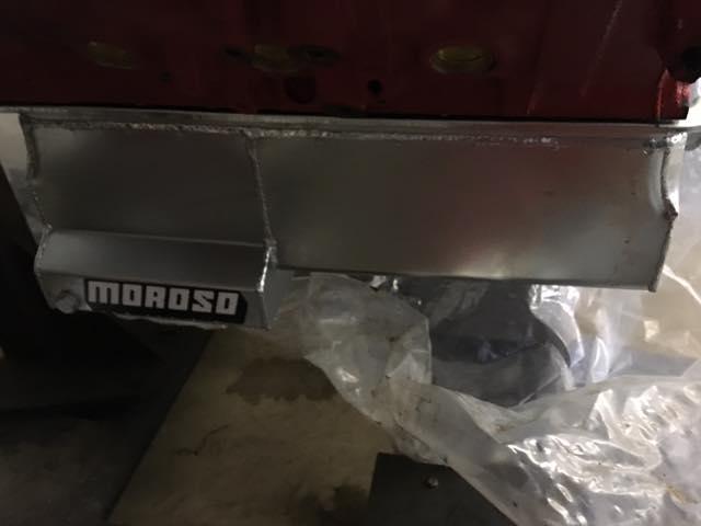 New Moroso 20614 Rear Sump Oil Pan Oil_pa10