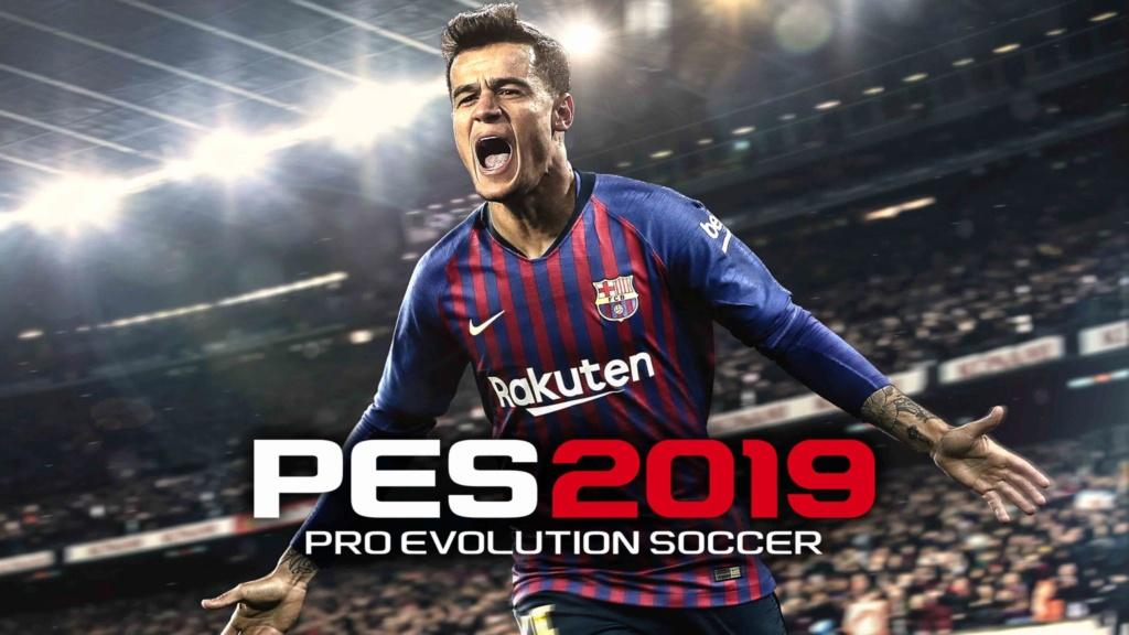 Liga PES 2019 Xbox One