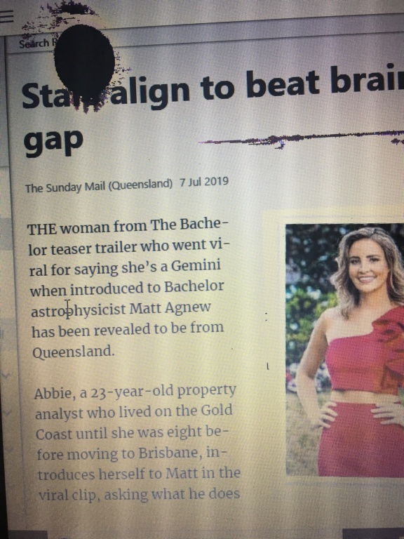 Kristen Czyszek - Red Ruffled Dress - Bachelor Australia - Matt Agnew - Season 7 - *Sleuthing Spoilers* - Page 6 972b3910