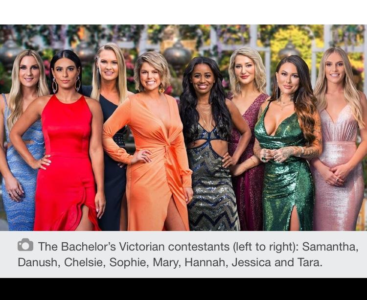 Hannah - Burgundy Dress - Bachelor Australia - Matt Agnew - Season 7 - *Sleuthing Spoilers* Ed002d10