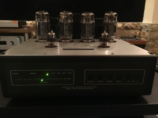 Audio Research VSI60 tubed integrated amplifier (Used) 03e97410