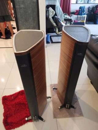 Sonus Faber olympica II floorstanding speaker (Used) 0908ce10