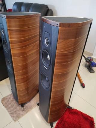 Sonus Faber olympica II floorstanding speaker (Used) 0cba3d10