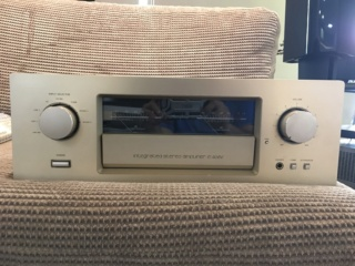 Sold - Accuphase E-406V integrated stereo amplifier (Used) 0e29b710
