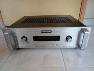 Sold - Audio Research LS27 pre-amp  (Used) 0eec8b10