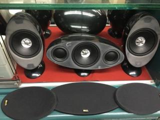 KEF HTS3001SE satellite 5.1 speakers (Used) 0ff22910
