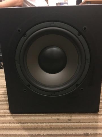 Polk Audio PSW250 Subwoofer (Used) 1002af10