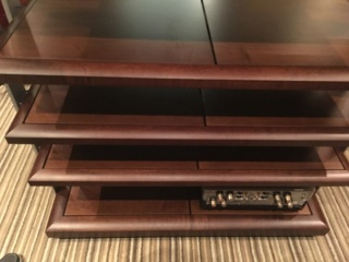 Sold - Finite Elemente Pagode Master Reference 1120 5 tiers HiFi rack. (Used) 14789510