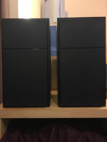 EPOS ES11 bookshelf speakers (Used) 153b2010