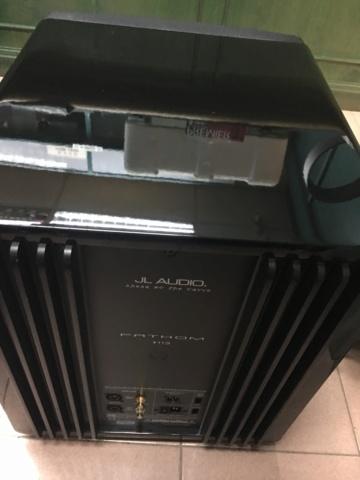 "JL Audio fathom f113 13.5"" subwoofer (Used) 17995810"