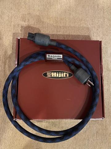 Sold - Harmonix 聖Hijiri Nagomi power cord (Used) 17cf1210