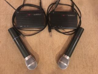 Karaoke set (Used) 1a473510