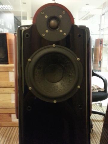 Sold - Usher CP-6311 Floor Standing Speaker (used) 20180515