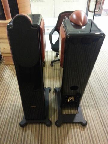 Sold - Usher CP-6311 Floor Standing Speaker (used) 20180518