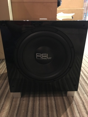 Sold - REL T-9 Subwoofer (Used) 312f2e10