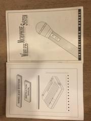 Karaoke set (Used) 31429110