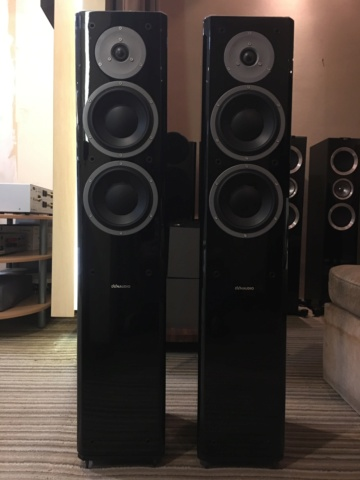 Dynaudio Focus 260 floorstanding speaker (Used) 324e1110