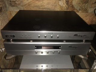 Reimyo CDT-777 cd transport & Reimyo DAP-999 dac. (Used)  35a6c710